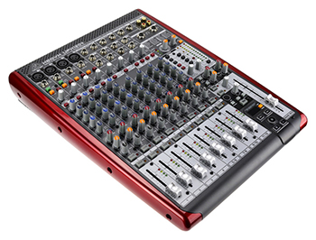 UFX-1204 USB/Firewire Mixer and Recorder