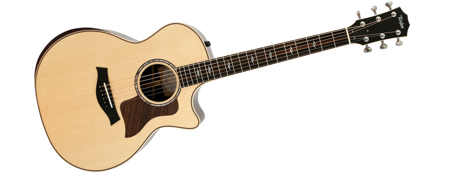 Taylor 814CE Deluxe Grand Auditorium Acoustic Electric