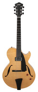 Eastside LC Archtop Electric Guitar Blonde