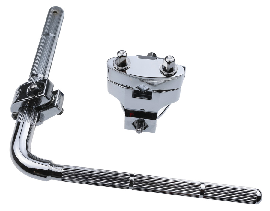 Cowbell Block Holder For Bass Drum