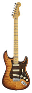 Select Stratocaster Inlaid Walnut Guard