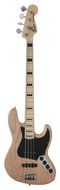 American Deluxe Jazz Bass Natural Ash
