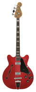 Modern Player Coronado Bass Candy Apple Red