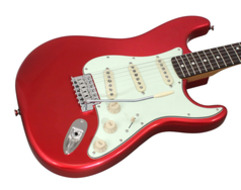 Classic Vibe 60s Stratocaster Candy AppleRed