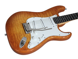 Custom Shop 2012 Custom Deluxe Stratocaster Hand Wound Abby Pickups