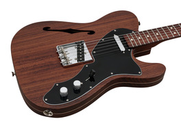 Custom Shop 60s Rosewood Telecaster Thinline Master Built Paul Waller