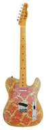 Custom Shop 1969 Telecaster Relic Gold Paisley MB Dale Wilson