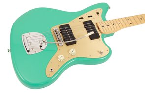Custom Shop 1958 Jazzmaster Sea Foam Green