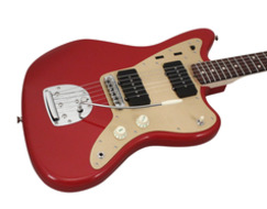 Custom Shop 1958 Jazzmaster Dakota Red