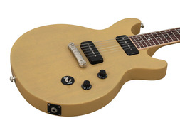 Les Paul Special Double Cutaway Trans Yellow 2015