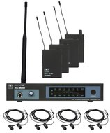 AS900 Wireless In-Ear Monitor, Band Pack AS900-4