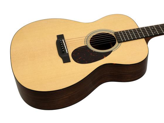 Martin OM-21 Standard Orchestra Model Acoustic Guitar | Rainbow ...