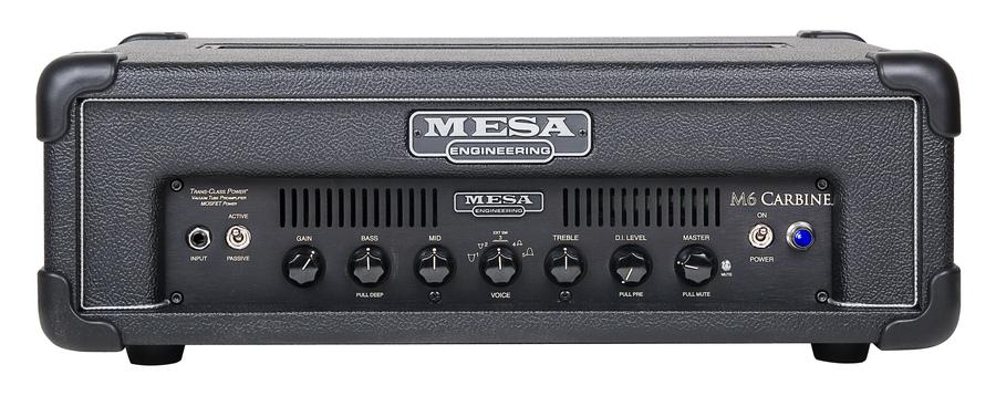 mesa boogie m6 carbine 600 watt bass head amplifier rainbow guitars