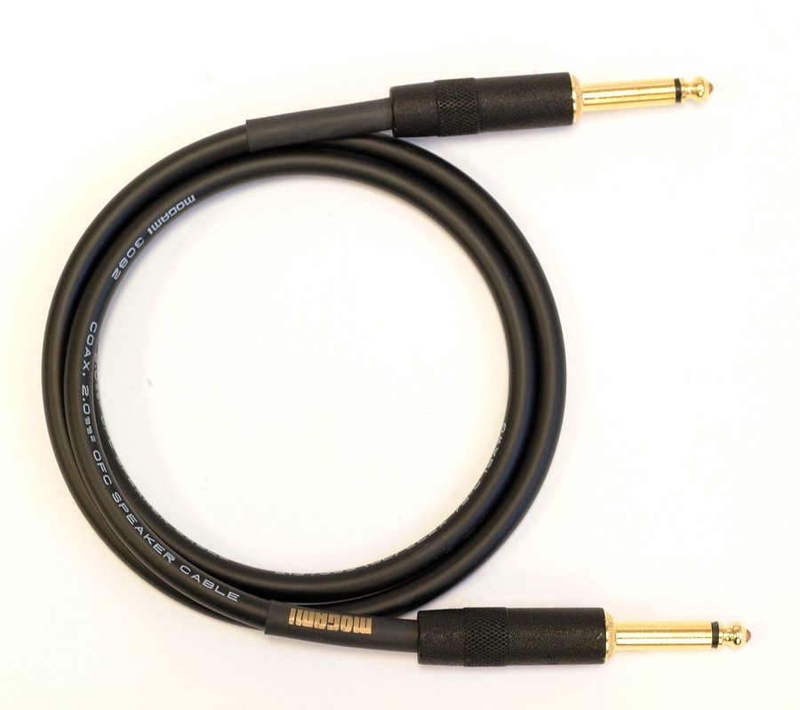speaker cable vs instrument cable harmony central. Black Bedroom Furniture Sets. Home Design Ideas