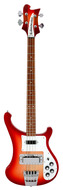 4003S Electric Bass Guitar In FireGlo