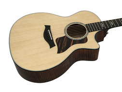 614CE Grand Synphony Torrified Top Acoustic Electric