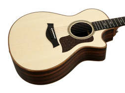712CE Grand Concert Acoustic Electric
