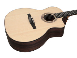 NS24-CE Grand Auditorium Nylon Acoustic Electric