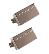 Twangbrane Humbucker Set Nickel