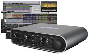 Avid Pro Tools Mbox 3(3rd Generation) USB Audio Interface