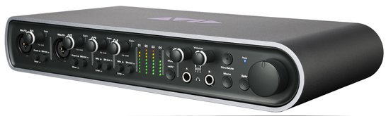Avid Mbox 3 Pro Audio Interface with out Pro Tools