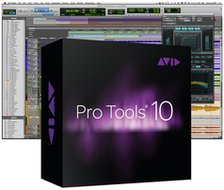 Avid Pro Tools 10 Recording Software/ Full Version