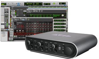 Avid Mbox 3 Audio Interface w/ Pro Tools Express