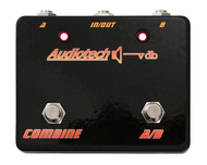 Audiotech ABY Channel Selector/Combiner Pedal