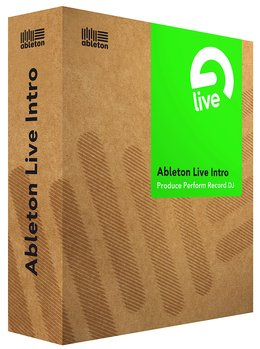Ableton LIVE Intro <BR>Sequencing Software