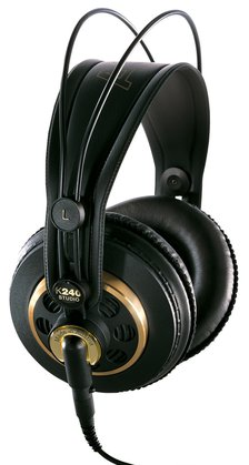 AKG K240 Studio Stereo Headphones