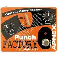 Aphex Punch Factory Compressor Pedal with D.I.