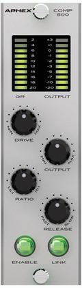 Aphex COMP 500  500-series Optical Compressor