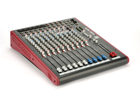 Allen & Heath ZED-14 Mixing Console w/USB Interface