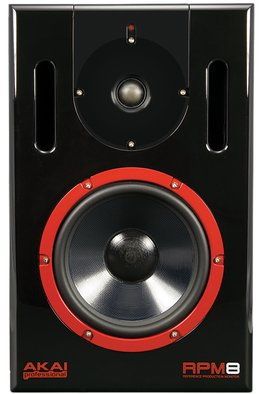 "Akai RPM8 Active 8"" Studio Monitor/ Single"