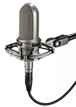 Audio-Technica AT4080<br>Ribbon Microphone