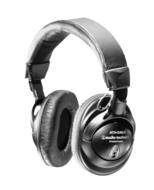 Audio-Technica ATH-D40fs<BR>Extended Bass Headphones