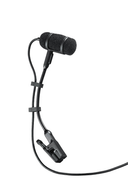 Audio-Technica ATM-350 Cardiod Condenser Clip-On Microphone