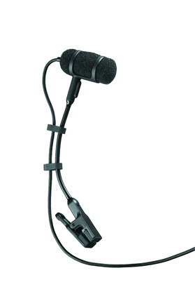 Audio-Technica ATM-350cw Clip-on Instrument Microphone for Wireless