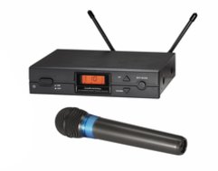 Audio-Technica ATW-2120a Handheld Wireless Microphone