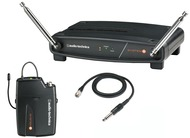 Audio-Technica ATW-801G Wireless System for Guitar, Bass, or Instrument