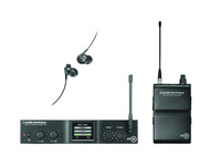 Audio-Technica M2M<BR>Wireless In-Ear Monitor System