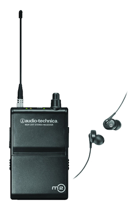 Audio-Technica M2RM Wireless In-Ear Bodypack Receiver