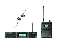 Audio-Technica M3M Wireless In-Ear Monitor System