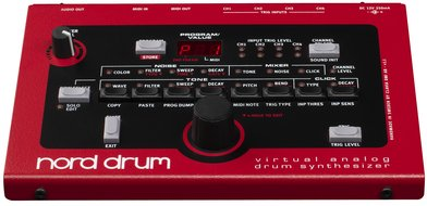 Nord Drum Analog Drum Synthesizer