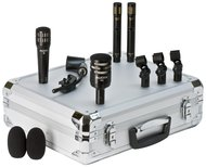 Audix DP-Quad Microphone Package