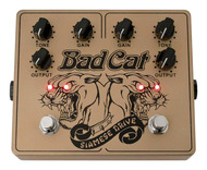Bad Cat Siamese Dual Drive Overdrive Pedal