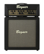 Bogner Goldfinger 45 Watt Head With 2x12 Cab Openback