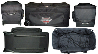 "Ahead Armor 28"" X 14"" X 14"" Hardware Bag With wheels"