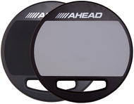 "Ahead 14"" Double Sided Pad (soft & Hard Rubber)"