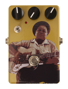 Big Joe Stomp Box Co. Classic Tube Pedal